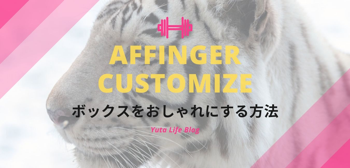 AFFINGER Customize